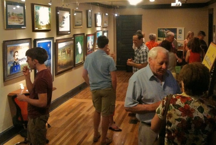 Local Art Matters at Cowork Frederick