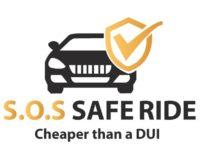 Wayne Dorsey - Safe Ride Logo