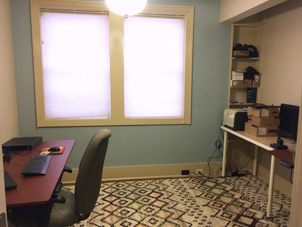 Office for 2 center